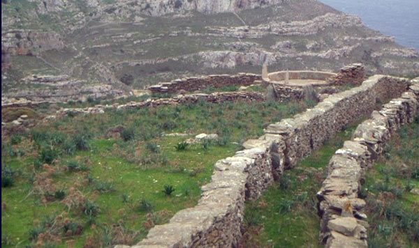 Ancient Zagora - Andros