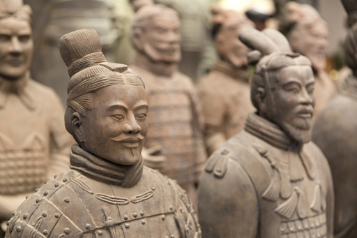 The First Emperor's Terracotta Army