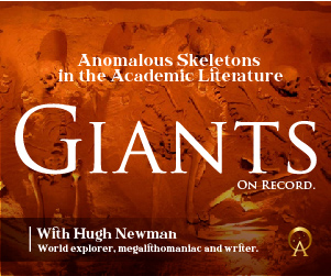 Giants On Record: Anomalous Skeletons in the Academic Literature