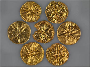 Gold Coins Vergina