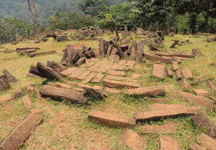 gunung padang indonesia - El sitio megalítico de Gunung Padang comienza a revelar sus secretos
