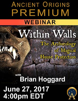 Within Walls: The Archaeology of Magical House Protection