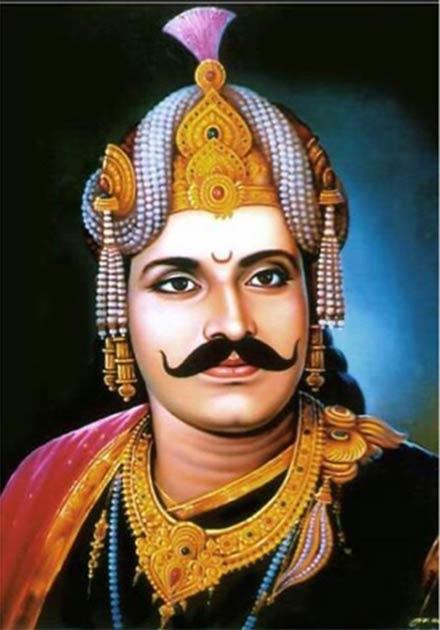 Great King, Chandra Vikramaditya, (Mahadkhanniazi / CC BY-SA 4.0)