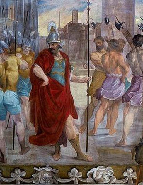 """""""El orgullo de Rómulo"""" (dominio público)"""