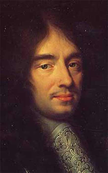 Charles Perrault by Philippe Lallemand, (1672) (Public Domain)
