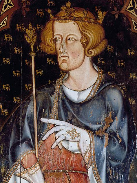 Edward I was determined to reduce the power of Llywelyn ap Gruffudd and invaded wales in 1277. (Public domain)