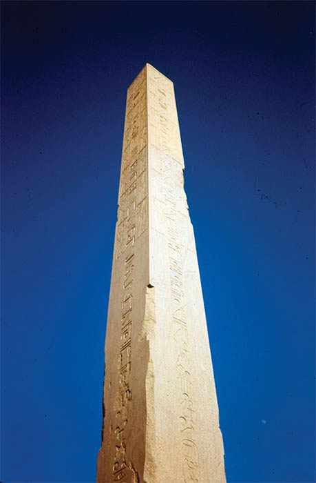 Erect Ancient Obelisk (Image © David Hatcher Childress)