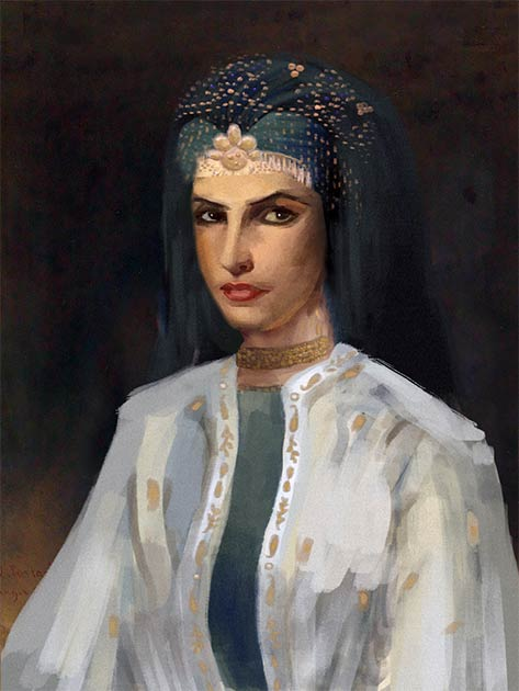 Sayyida al-Hurra: This famous pirate was a woman to be reckoned with. (Oxygene Tetouan / CC BY-SA 4.0)