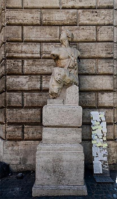 Pasquino (Architas / CC BY-SA 4.0)