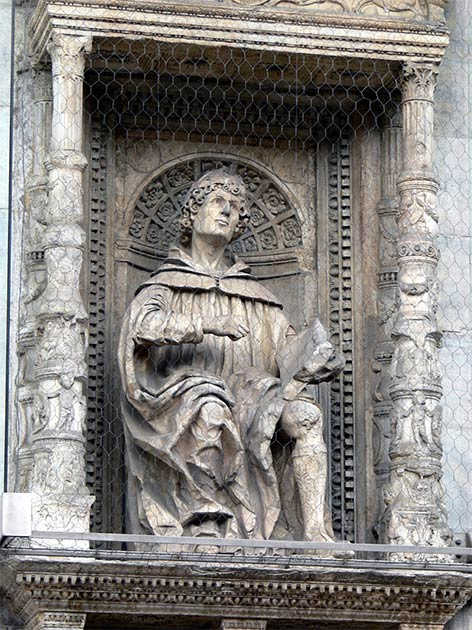 Pliny the Elder of Rome who also wrote a lot about Hyperborea (Wolfgang Sauber / CC BY-SA 3.0)