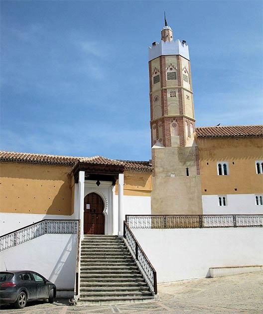 The Grand Mosque of Chefchaouen (Robert Prazeres / CC BY-SA 4.0)