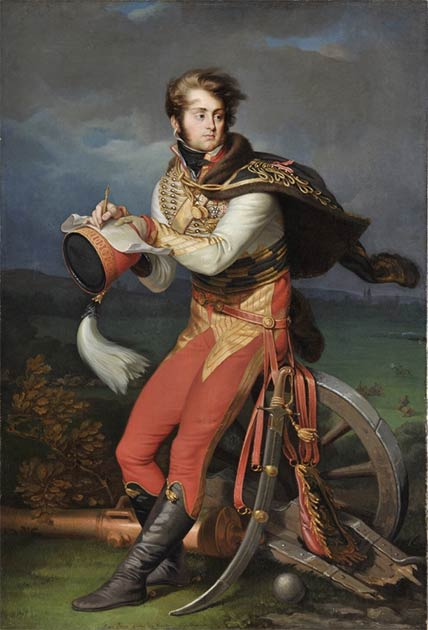 Louis-François Lejeune the famous military man and painter who owned the chateau. (After Jean-Urbain Guérin / Public domain)