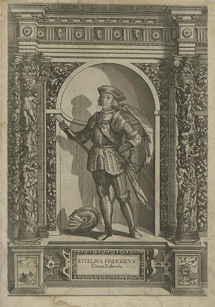 Eitel Friedrich IV. (Dominicus Custos / Public domain)