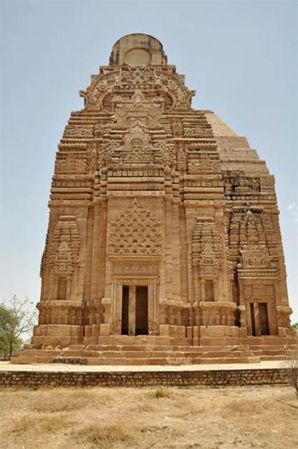 Teli ka Mandir is a Hindu Temple built by Mihira Bhoja. (Gyanendrasinghchauha / CC BY 3.0)