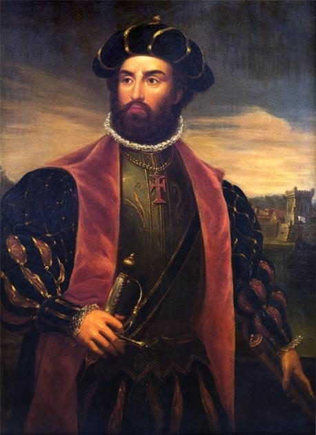 Portrait of Vasco de Gama. (António Manuel da Fonseca / Public domain)