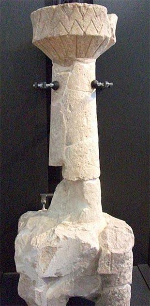 A nuraghe found with the Mont'e Prama Giants. (DedaloNur/CC BY SA 3.0)