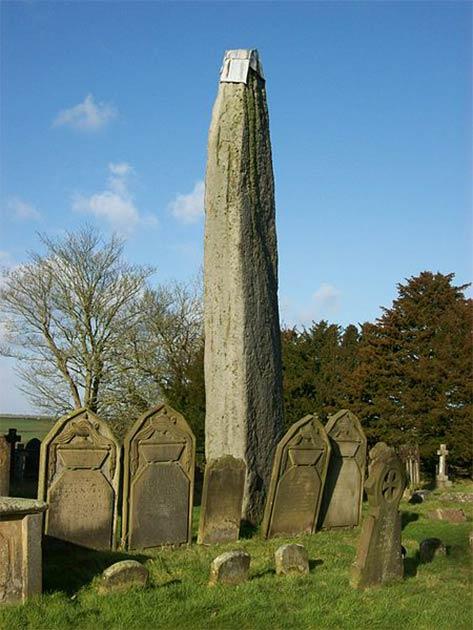 Rudston Monolith. (CC0)