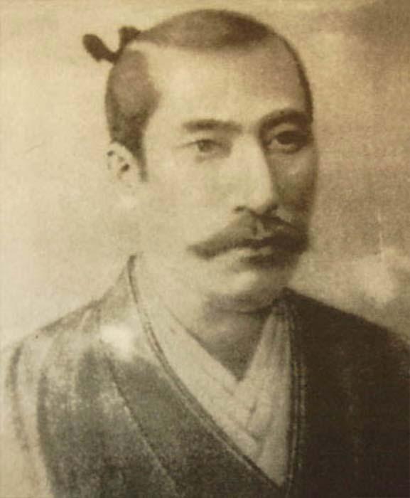 An imagined portrait of Oda Nobunaga, by Jesuit painter Giovanni Niccolò, 1583–1590.