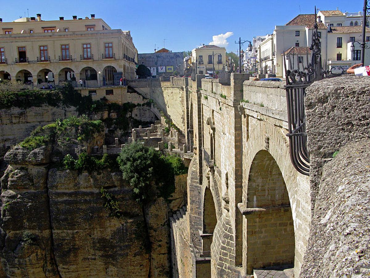 Puente Nuevo in the Ronda village | Ancient Origins