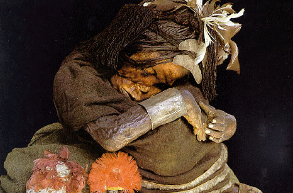 The 500-Year-Old Inca Child Mummies