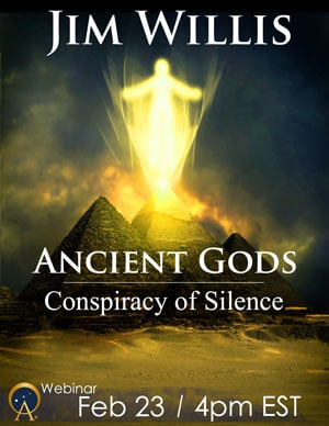 Ancient Gods Conspiracy of Silence