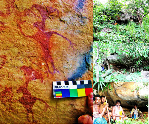 Kaimur Range Rock Art