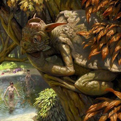 The Mythological Creature Kappa
