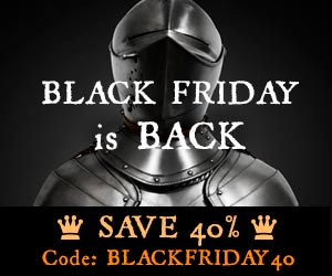 Black Friday Ancient Origins Promotion