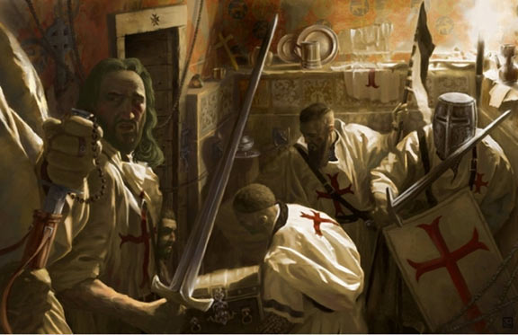 Knights Templar and the Holy Grail