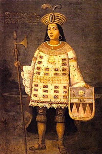 The last Inca leader, Túpac Amaru was assassinated in 1572 at the order of the Viceroy Francisco de Toledo of the Spanish Empire. (Brandtol / Public Domain)