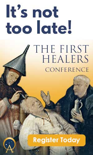 The First Healers Conference.