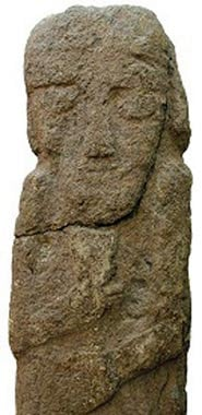 Varias estatuas de tamaño natural fueron descubiertas en el Kurdistán
