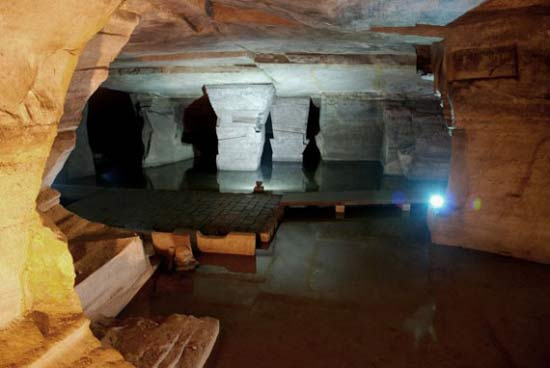 Longyou Caves in China