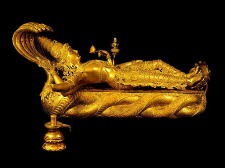 Statue of Lord Vishnu - Anatha