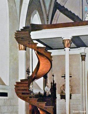 The Original Loretto Staircase