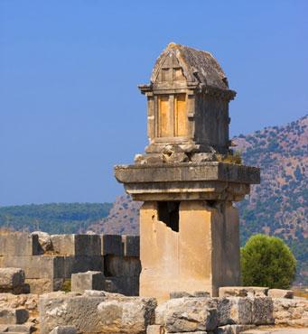 Lycian Pillar Tomb