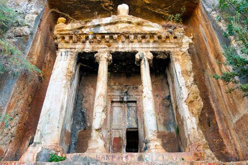 Lycian Tomb of Amyntas