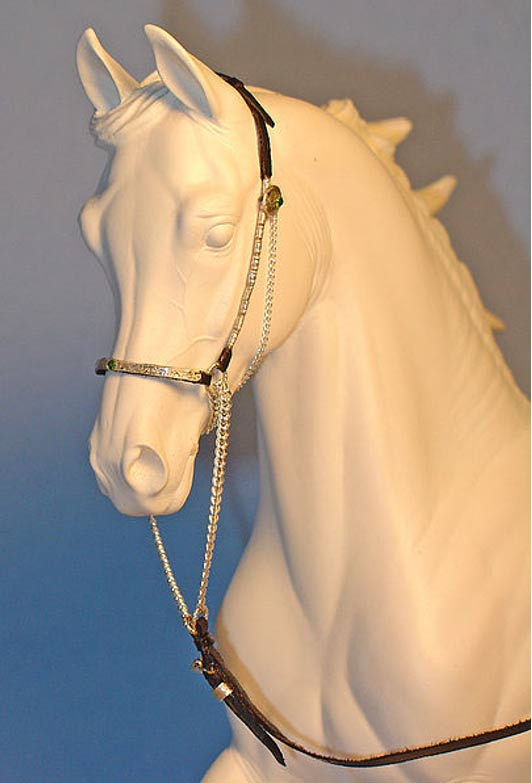 The magical horse halter of Clydno Eiddyn would grant Clydno with any horse he wished for