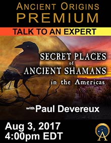 Premium Talk to an Expert - Secret Places of Ancient Shamans in the Americas