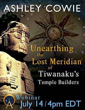 Unearthing the Lost Meridian - Ancient Origins Premium Webinar