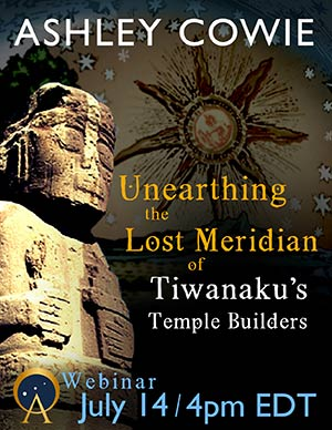 Unearthing the Lost Meridian - Ancient Origins Premium Webinars