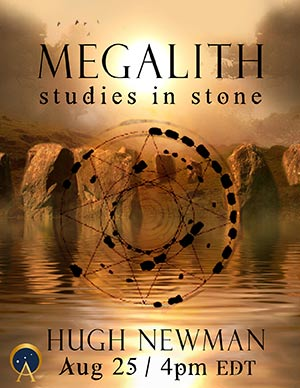 Megalith studies in stone - Hugh Newman