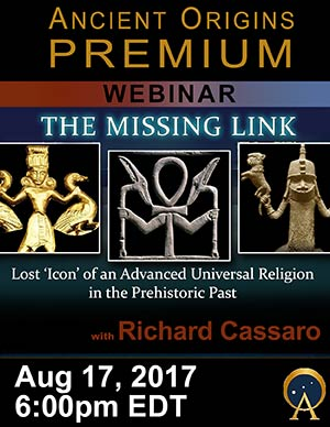 Ancient Origins Webinar: The Missing Link
