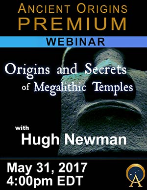 Ancient Origins Premium Hugh Newman Webinar