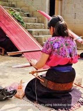 Maya weaving