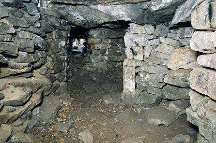 Estructuras megalíticas