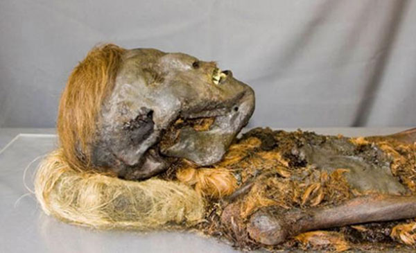 Mystery Mummies of Zeleniy Yar