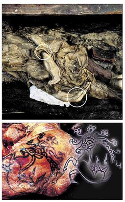 Studies of the mummified remains extraordinarily advances our understanding of her rich and ingenious Pazyryk culture.