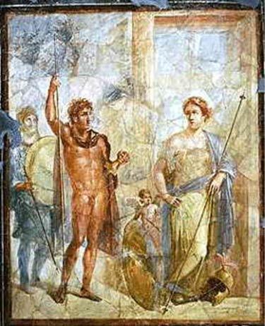 Колумни, интервјуа ... - Page 18 Mural-Pompeii-alexander-the-great