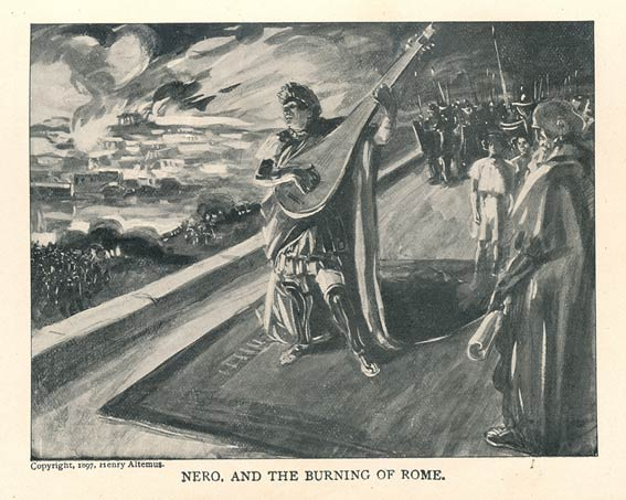 Nero and the Burning of Rome